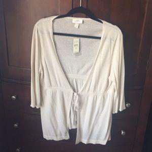 New Ann Taylor Loft Sweater in XL